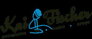 Logo Kai Fischer - Kai Fischer - Moderator - kaifischer.tv