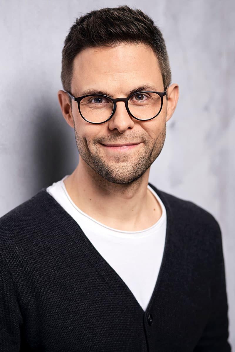 Portrait von Kai Fischer - Kai Fischer - HR3 Moderator - kaifischer.tv